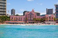 Royal Hawaiian Hotel, The Pink Palace of the Pacific